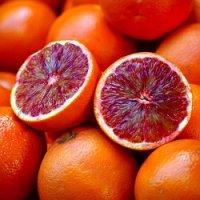 オレンジ ブラッド精油